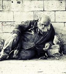 Homeless (Sulafa) Tags: homeless poor shelter abandonment defendant homelessman