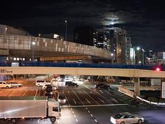Night view (Yakinik) Tags: japan 35mm tokyo sony cosina voigtlander   alpha voightlander nokton voigtlnder cv f12 nex  aspherical 352  a7r yakinik 7r