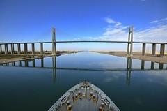 Suez Canal (Ugborough Exile) Tags: nikon suez 2013 d7000