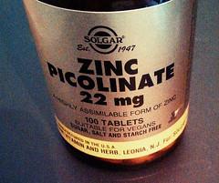 Zinc Picolinate Supplement