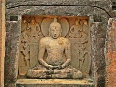 Ancient Rock Carvings - Thanthirimale Anuradapura (Janesha B) Tags: heritage culture buddhism civilization srilanka stupas dagobas anuradapura