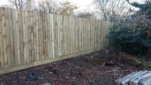 Fencing Services Wilmslow Image 8