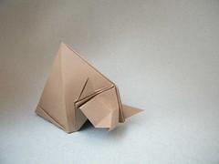 Cat - Nguyen Tu Tuan (AKA TTSan) (Rui.Roda) Tags: cat origami chat gato tu papiroflexia tuan nguyen ttsan