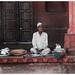 Uttar Pradesh IND - Street portrait 04