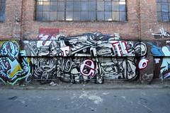 UTER (STILSAYN) Tags: california graffiti oakland bay charles east area uter 2014