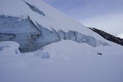 Vadret da Morteratsch (RS_1978) Tags: schnee winter snow mountains alps alpes schweiz nieve sneeuw glacier berge neve che neige alpen gletscher sn montagnes pontresina graubnden   landschaftnatur  sonycybershotdscrx1