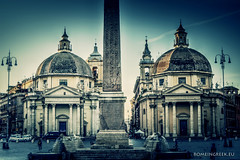 """Piazza del Popolo • <a style=""""font-size:0.8em;"""" href=""""http://www.flickr.com/photos/89679026@N00/12156552524/"""" target=""""_blank"""">View on Flickr</a>"""