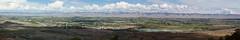 Fruita, Colorado seen from Colorado National Monument (maxunterwegs) Tags: panorama usa landscape us colorado unitedstates stitch pano eua rockymountains stitched estadosunidos fruita coloradonationalmonument étatsunis microsoftice