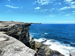 Walk from Coogee to Bondi Beach (RVir5966) Tags: sea wild mer beach nature bondi rock landscape surf waves walk surfer sydney australia tasman paysage vagues plage hdr bronte coogee australie tamarama