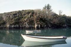 Boats (Michiel van der Hooft) Tags: ireland film analog 35mm canon cork baltimore analogue ae westcork
