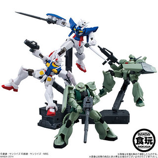 Gundam Assault Kingdom 鋼彈可動盒玩 第五彈