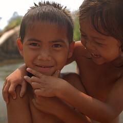 Smile! (travelswithmyself) Tags: travel la asia laos salavan thatheng asialaostravel