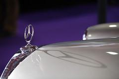 Mercedes-Benz. Modelo de la década de los 60.