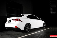 Lexus IS - CV3 (VossenWheels) Tags: miami deep exclusive jdm concave lexus monoblock motoring vossen 3is vossenwheels