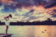 Hasti (Kash Khastoui) Tags: sunset sky k birds landscape gold coast queensland kash hasti khashayar pizzeypark khastoui