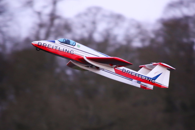 Phil's Boomerang Jet takes to the sky for the first time in 2014