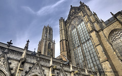 "Utrecht Cathedral • <a style=""font-size:0.8em;"" href=""http://www.flickr.com/photos/45090765@N05/18678619149/"" target=""_blank"">View on Flickr</a>"