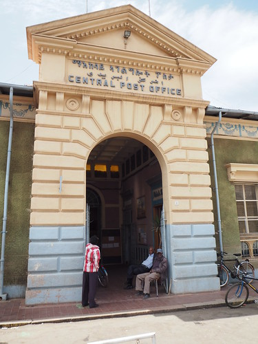 Asmara post office