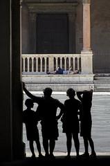 Indecisi (walter.fangio) Tags: street shadow holiday verona citt