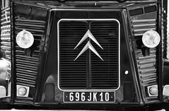 Citroen H Van (35mmMan) Tags: bw london monochrome blackwhite pond nikon cross camden citroen h kings van kingscross chevron iseefaces d5300