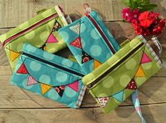 Bolsinhas (Canteiro de Ideias) Tags: bag handmade artesanato craft felt feltro tecido necessaire estojos