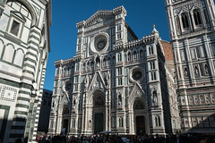Duomo di Firenze (Kittenmittons23) Tags: cattedrale di santa maria del fiore cathedral saint mary flowers florence italy duomo il firenze basilica gothic piazza baptistery giottos campanile tuscany church