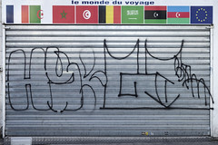 Hype - Gallo (Ruepestre) Tags: hype gallo art paris france streetart street graffiti graffitis parisgraffiti graffitifrance graffitiparis graff urbain urbanexploration urban rue walls spray ville mur throwup flop shutter
