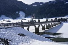 Sihlsee (RS_1978) Tags: schnee winter schweiz see sony eis sonyalpha7rii gewässer brücke acqua bridge eau ghiaccio glace hielo ice lac lago lake neige neve nieve snow wasser water озеро 湖 willerzell schwyz ch