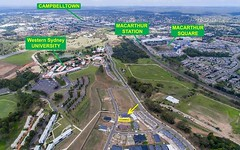 Lot 1414 Milky Way, Campbelltown NSW