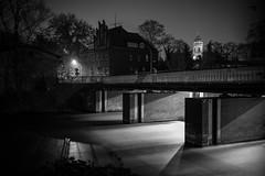 Light and Shadow (--Conrad-N--) Tags: bw sw sony night nacht light shadow home city a7rm2 smileonsunday fürstenwalde 15517 shadows