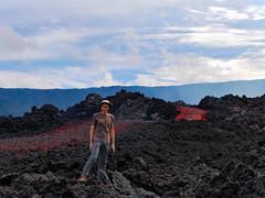 v107 (loïcabadie) Tags: eruption pitondelafournaise laréunion réunion volcan lave