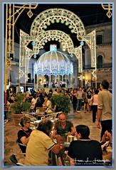 """Festa"" (""SnapDecisions"" photography) Tags: oria puglia italy piazza festa feast manfredi nikon d700 hirschfeld"