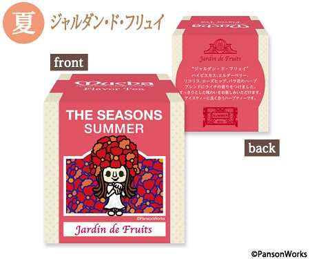 日本MUCHA展 × PansonWorks 系列商品