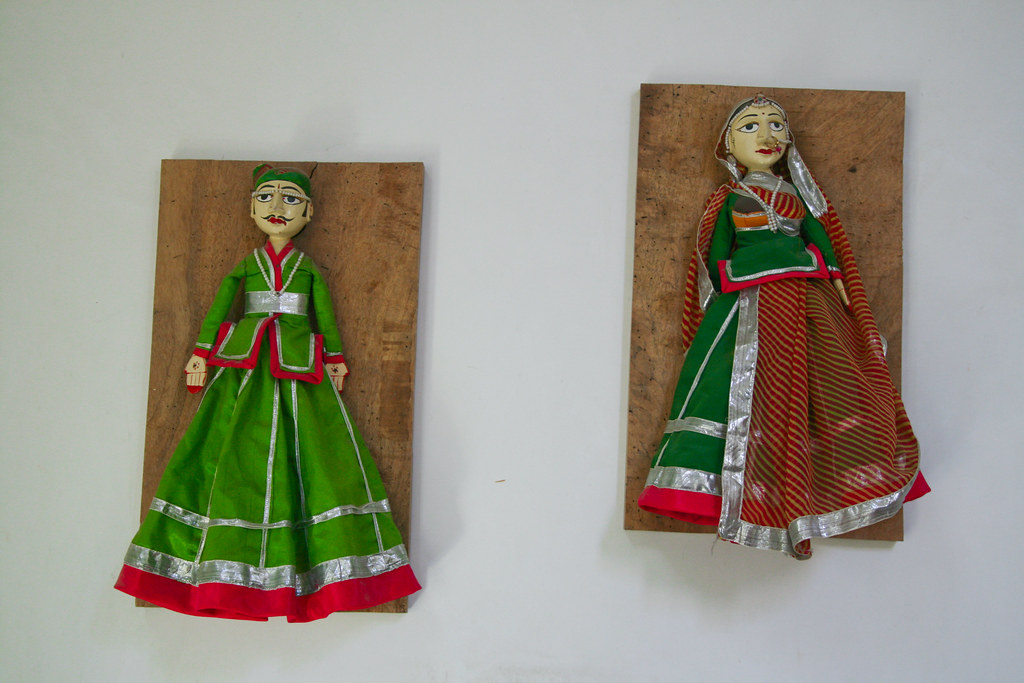 Rajasthan's Puppets