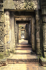 Cambodia-5660 (Daemarius) Tags: travel holiday architecture photography ancient cambodia angkorwat temples reap angkor wat siam bayon siamreap wondersoftheworld