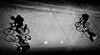 Chasing Shadows (. Jianwei .) Tags: street light shadow two urban bike vancouver mood candid chasing waterfrontstation a55 jianwei 2013 kemily 2013syzy