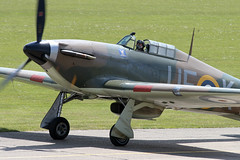 EagleSqn23 (DanGB) Tags: 20d canon eagle canon20d aviation military hurricane canoneos20d airshow ww2 duxford spitfire mustang warbird wartime squadron thunderbolt 70300 iwm canon70300 canonef70300mmis