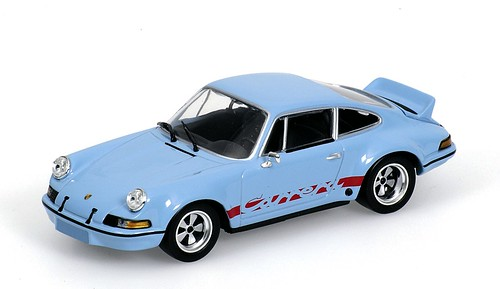 Minichamps Porsche Carrera RS 2.8 1973