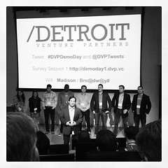 Checked out some interesting startups at the @dvpteets #dvpdemoday (bryan elkus) Tags: square squareformat inkwell iphoneography instagramapp uploaded:by=instagram