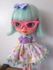 Soon.... (shepuppy) Tags: girl hair candy sister sunday von mint retro custom wendy weekender twizzle shepuppy