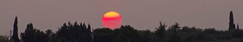 Pentax Sunset