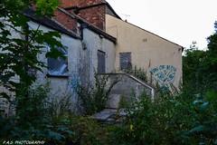 Globe Inn (ScholarGreen) (Korky Lad) Tags: abandoned globe pub inn stokeontrent derelict deserted ruined disowned scholargreen