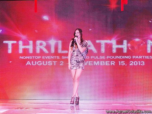 Resorts World Manila - Thrillathon 2013