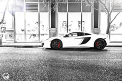 McLaren MP4-12C (Richard.Le) Tags: california red white black photography san jose row exotic le mclaren richard santana epic luxury richardle mp412c