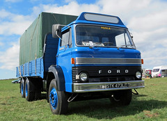 STK473L Ford D Series Platform Lorry (Beer Dave) Tags: classic ford truck lorry commercial hgv dseries