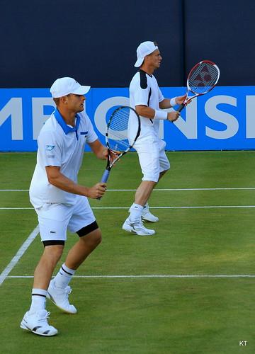 Andy Roddick - Andy Roddick & Lleyton Hewitt