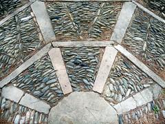 Fuweg (SabineausL) Tags: old italien italy sun stone way lumix soleil italia stones alt pierre liguria kirche panasonic treppe steine sole pietra sonne stein vieux vecchio ligurien 2013 fusweg dmctz4 panasonicdmctz4 sabineausl