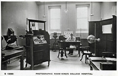 Photographic Room, King's College Hospital, London (robmcrorie) Tags: camera london history college illustration hospital denmark photography exposure image hill photographic patient equipment medical health kings national doctor nhs service british nurse healthcare development department develop