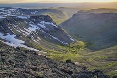 Steens Mountain in eastern Oregon