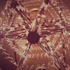 A peek up the crystal chandelier's... (Jmbartlett) Tags: rockettes rcmh uploaded:by=flickstagram instagram:photo=31793530732425045810951909